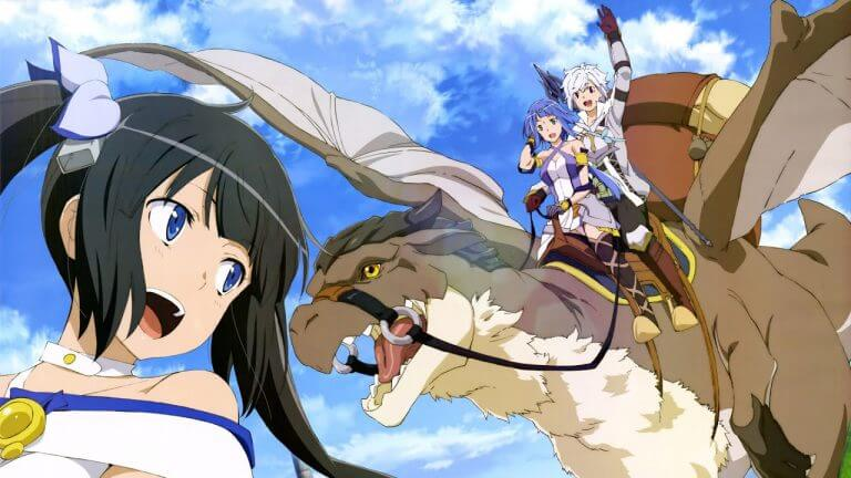 News#2: DanMachi Season 3 Soon